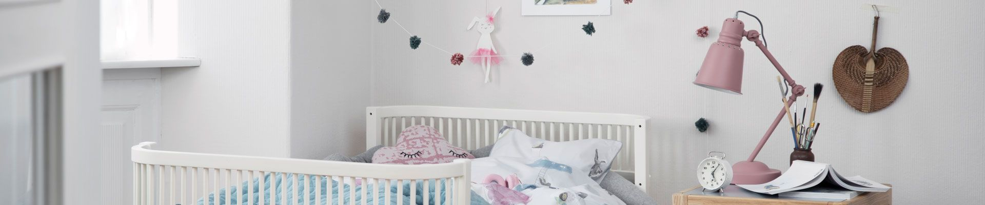 3 x Stylingtips voor baby- en kinderkamer