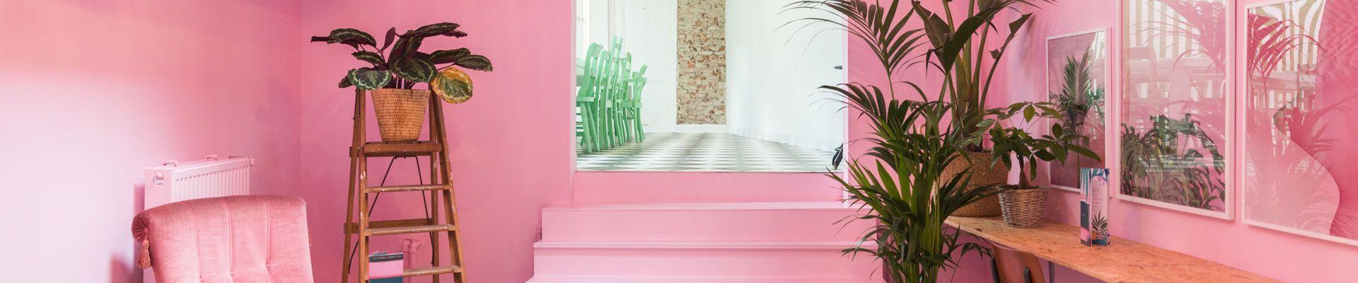 Woontrend: Millennial Pink