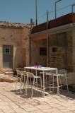 Emu Yard bar tuinset 180x70 statafel + 4 barkrukken