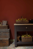 Farrow & Ball Hout- en metaalverf binnen Picture Gallery Red (42)