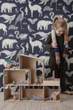 Ferm Living Katie Scott Animals behang