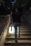 Fermob Balad tafellamp H25 Bamboo special edition
