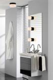 Ifö Electric Opus LED 100/125 plafond-en wandlamp porselein IP44 2700K