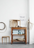Fritz Hansen Foldable Tray Table bijzettafel