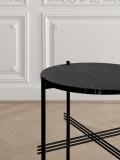 Gubi TS Table Marble bijzettafel 40