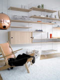 String Furniture Floor side panel 1-pack 30 x 200 cm