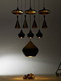 Tom Dixon Beat Light Stout hanglamp wit