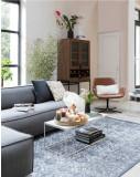 Zuiver Glazed salontafel 42x93