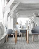 Fritz Hansen Analog JH83 tafel 245x105