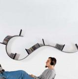 Kartell Bookworm wandplank
