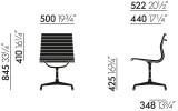 Vitra EA 101 stoel