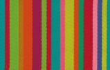 Vitra Millerstripe multicolored bright kussen 43x43