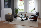 Vitra Noguchi Coffee Table salontafel 128x93