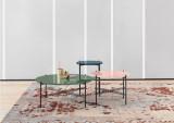 Gubi TS Table Marble salontafel 105