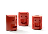 Kartell Componibili Smile kast (2 comp.)