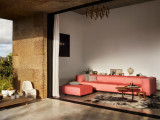Vitra Soft Modular bank met chaise longue