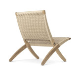 Carl Hansen & Son MG501 Cuba fauteuil geolied eiken papercord