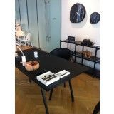Hay Loop Stand tafel zwart 200x93