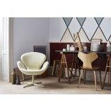 Fritz Hansen Grand Prix Chair stoel gekleurd essen