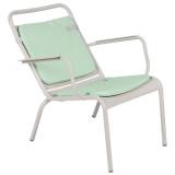 Fermob Color mix Duo zitkussen 41x45 voor fauteuils