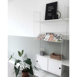 String Magazine Shelf 78 x 30 cm