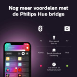 Philips Hue Philips Hue lichtbron GU10 Bluetooth - white/color- 2-pack