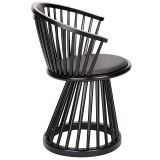 Tom Dixon Fan Dining Chair stoel