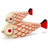 Vitra Wooden Dolls Fishes kunst