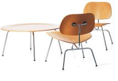 Vitra Eames LCM Calf's Skin loungestoel