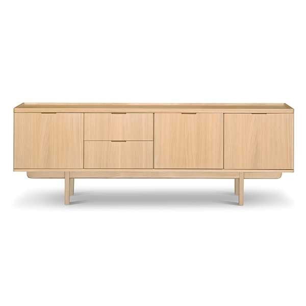 PBJ Designhouse Ager Sideboard dressoir 3 Light Oak