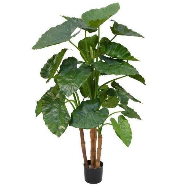 Designplants Alocasia Calidora kunstplant 125