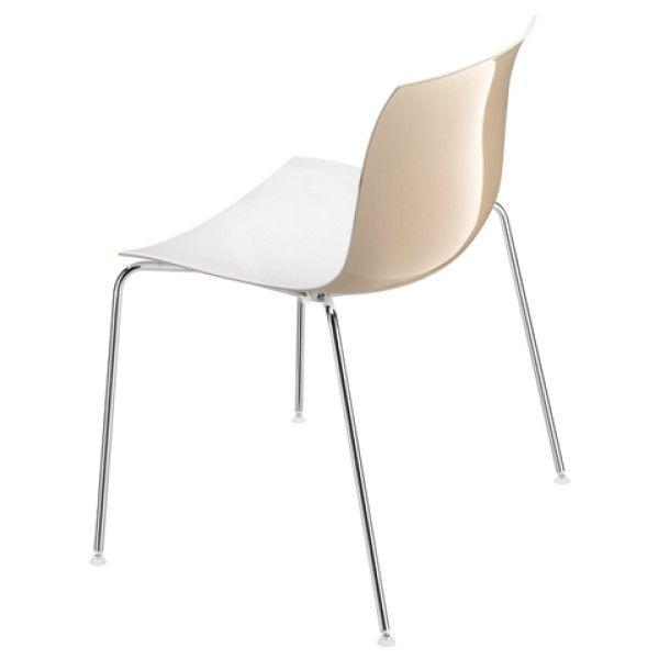 Arper Catifa 53 Tube stoel