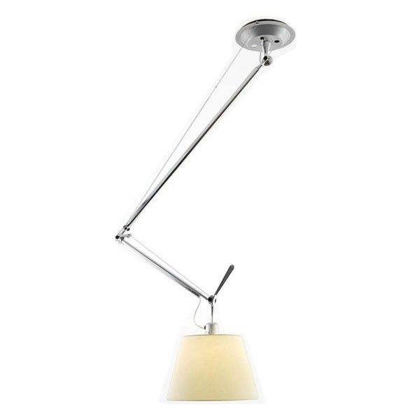 Artemide Tolomeo Sospensione Decentrata hanglamp