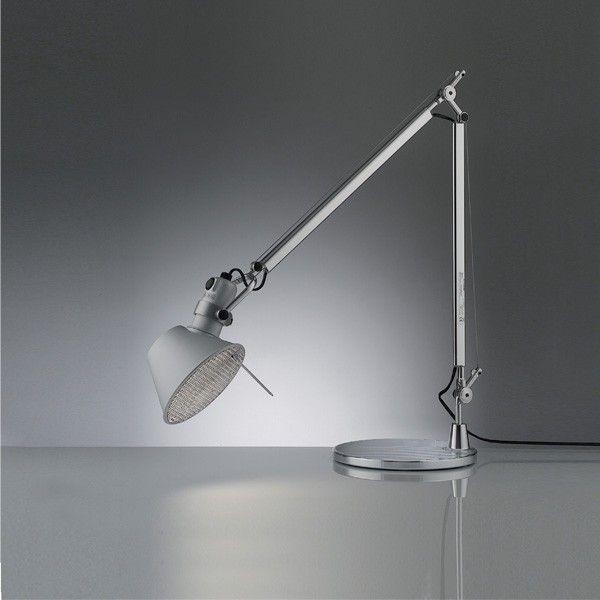 Artemide Tolomeo bureaulamp LED met dimmer 3000K