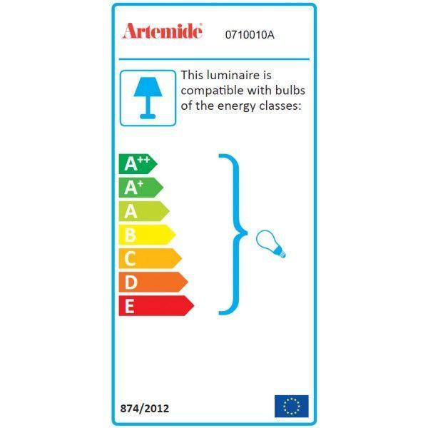 Artemide Melampo Notte tafellamp