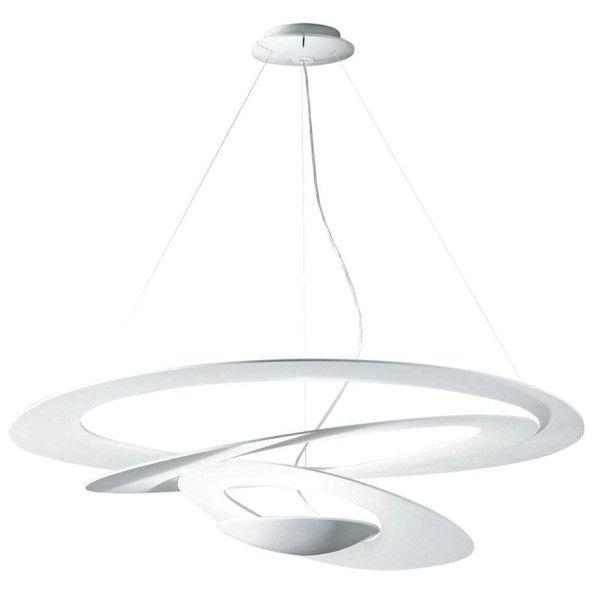 Artemide Pirce Sospensione hanglamp LED wit 2700K - warm wit