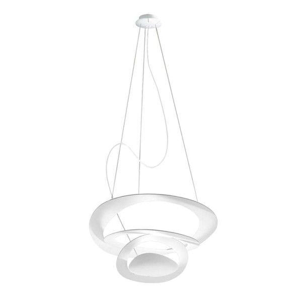 Artemide Pirce Micro Sospensione hanglamp LED wit 2700K - warm wit