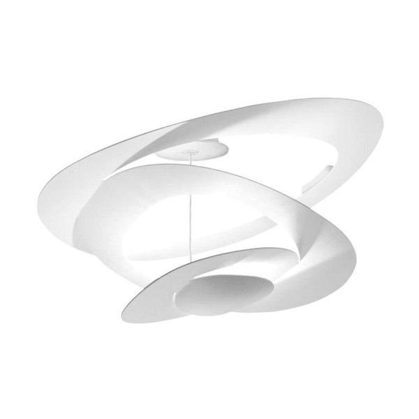 Artemide Pirce Mini Soffitto plafondlamp wit LED 2700K - warm wit