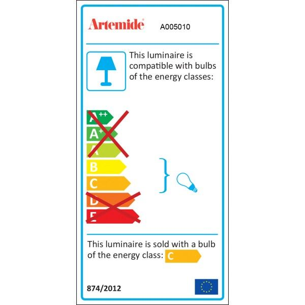 Artemide Tizio 35 vloerlamp