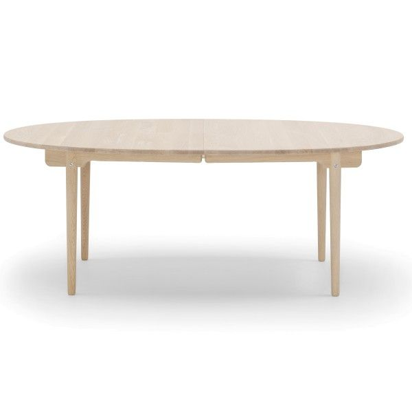 Carl Hansen & Son CH338 uitschuifbare tafel 200x115