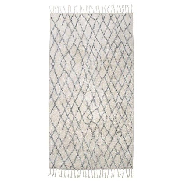 HKliving Cotton badmat 90x175