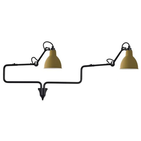 DCW éditions Lampe Gras N303 Double wandlamp