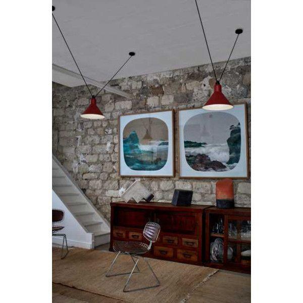 DCW éditions Les Acrobates de Gras N323 L Conic hanglamp