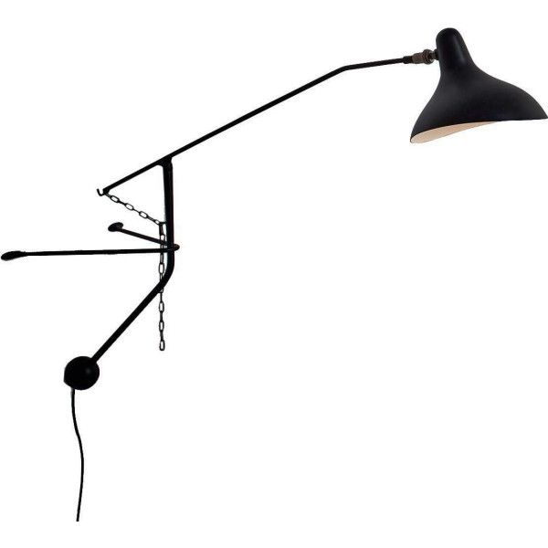 DCW éditions Lampe Mantis BS2 Mini LED wandlamp