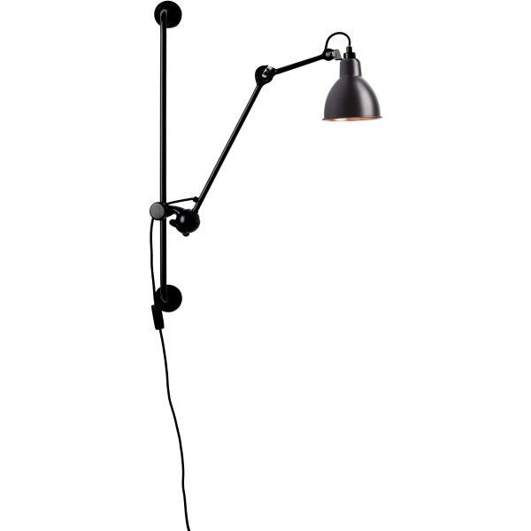 DCW éditions Lampe Gras N210 wandlamp