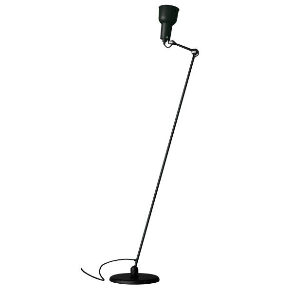 DCW éditions Outlet - Lampe Gras N230 vloerlamp zwart