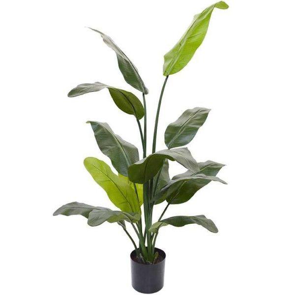 Designplants Traveller Palm kunstplant 130