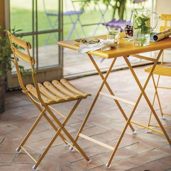 Emu Tweedekansje - Arc En Ciel Folding Chair tuinstoel blue