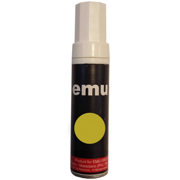 Emu Touch Up Paint Bottle 12 ML Curry Yellow 62