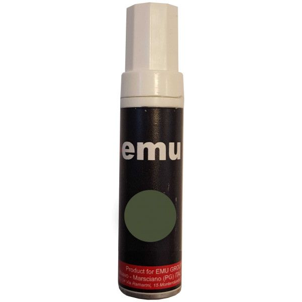 Emu Touch Up Paint Bottle 12 ML Military Green 17